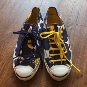 Converse ❤️ Marimekko sneakers, size 9